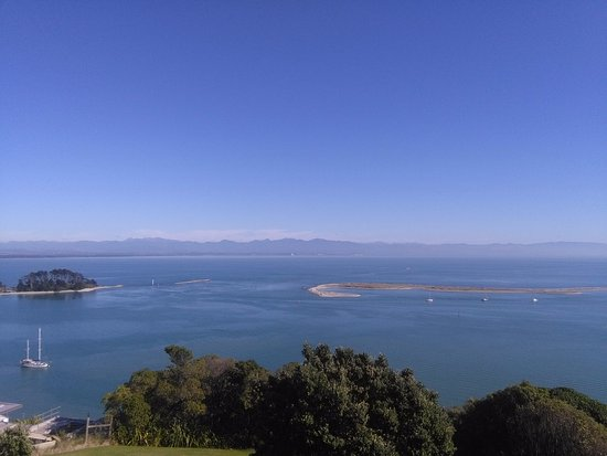Nelson, New Zealand: Much history lies behind this stunning view.