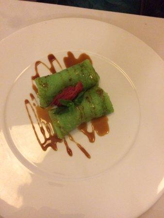 Munduk, Indonesia: dessert