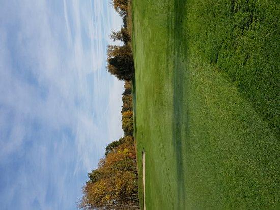Echenevex, Francja: Golf Maison Blanche parcours