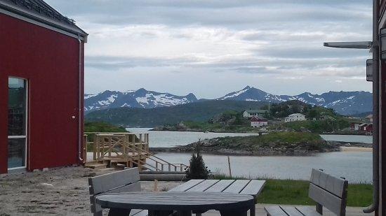 Bilde fra Sommarøy