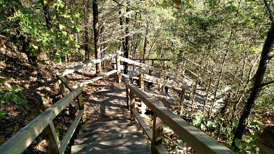Arkansas: Trails