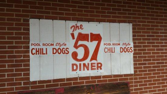 Unadilla, Geórgia: 57 Diner