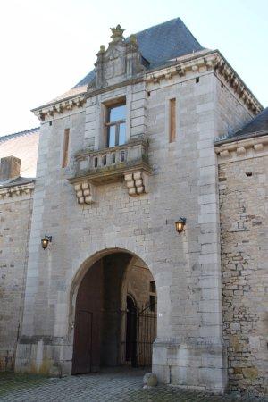 Château des Comtes de Hamal - Propriété privée