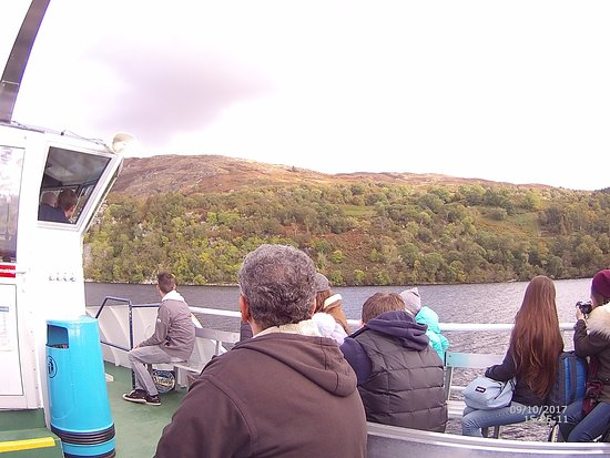 Fort Augustus, UK: Loch Ness Cruise