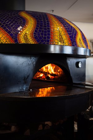 Hyattsville, MD: wood-fired oven