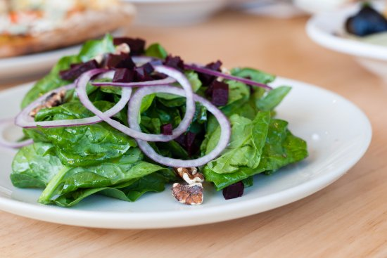 Hyattsville, Мэриленд: beet salad