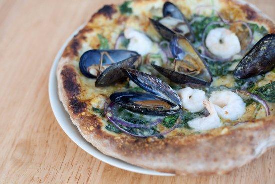 Hyattsville, Мэриленд: di mare pizza