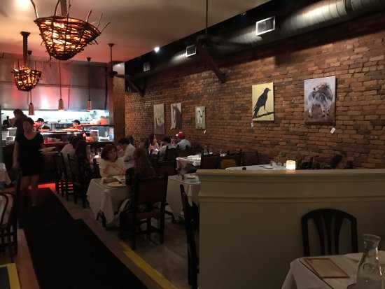 Athens, GA: Main Dining Area at Last Resort Grill
