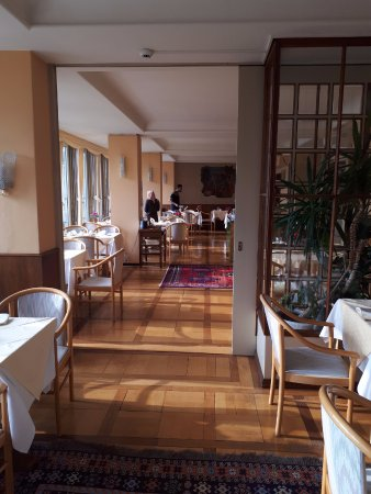 Hotel Walter au Lac: Desayunador