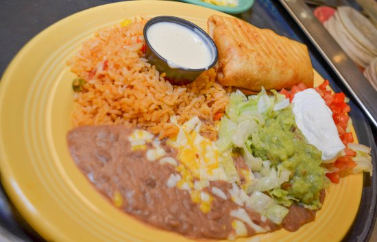 Madison, AL: Chimichanga