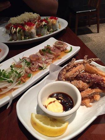 Coquitlam, Canadá: Sushi California
