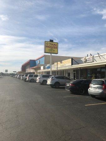 Thai House Restaurant Midland Texas