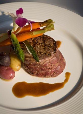 Morristown, NJ: Steak Fillet dinner