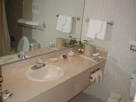 Comfort Inn Shady Grove: Clean bathroom