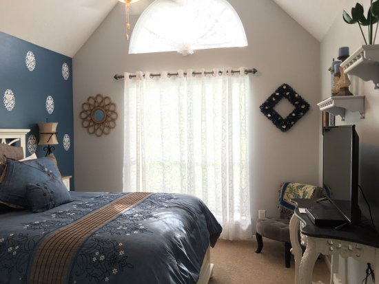 Tomball, Техас: Bluebonnet room
