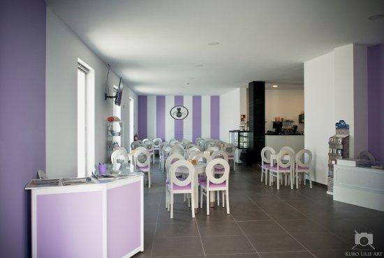 Coimbra District, Portugal: Sala de Pastelaria da Pet&Tea
