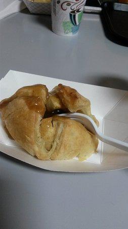 Merrill, Wisconsin: apple dumpling