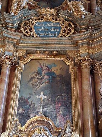 Gmunden, Austria: Pala d'altare dedicata a Maria