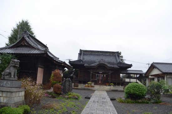 Tomioka Suwa Shrine