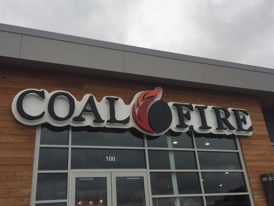 Sterling, VA: Coal Fire