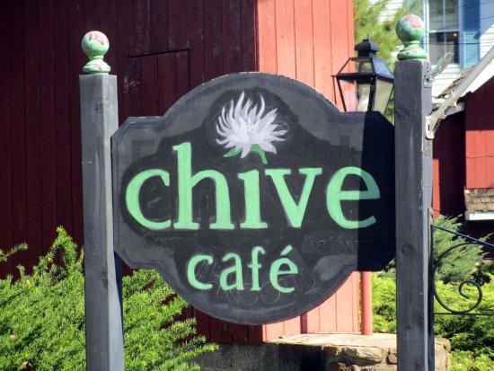 Lahaska, Pensilvania: Chive Cafe
