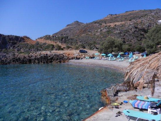 Platanias, Grécia: La SPIAGGIA