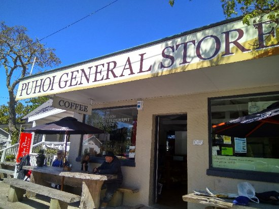 ‪‪Puhoi‬, نيوزيلندا: The Puhoi General Store‬