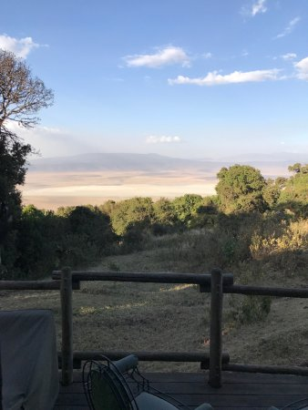 Фотография andBeyond Ngorongoro Crater Lodge
