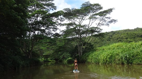 Kauai SUP