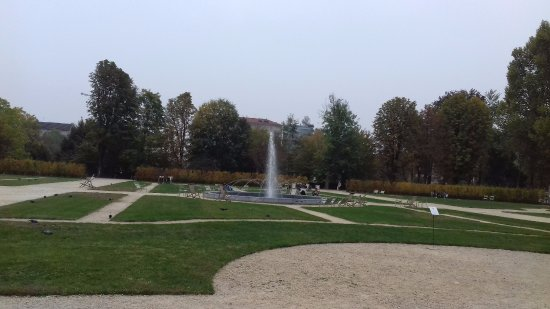 Giardini reali torino rinasce boschetto arte ansa