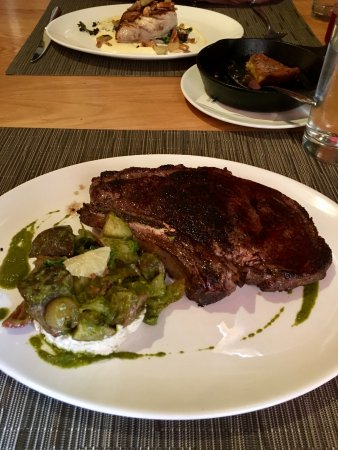 Kinston, Carolina do Norte: Steak
