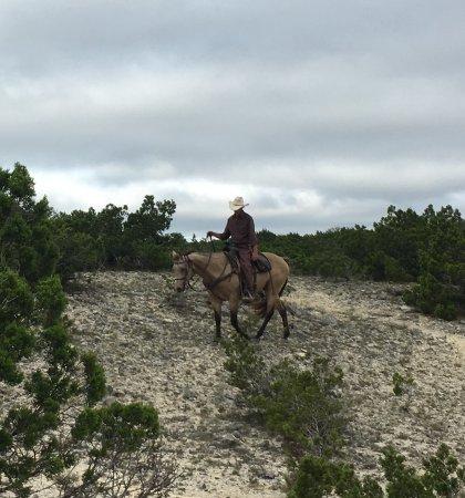 Bandera, TX: horse back riding