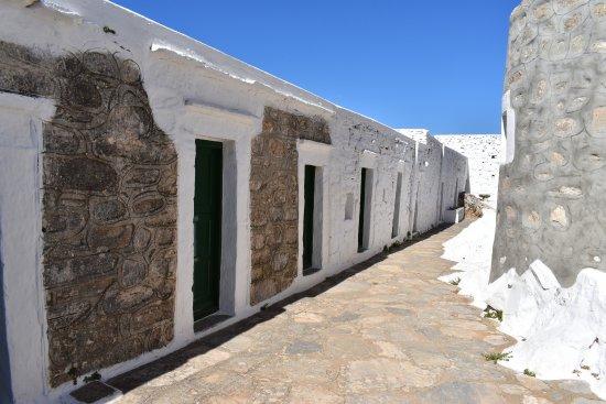 Sifnos, Grecja: Klosteranlage