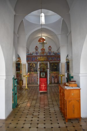 Sifnos, Grecja: Kircheninnenraum
