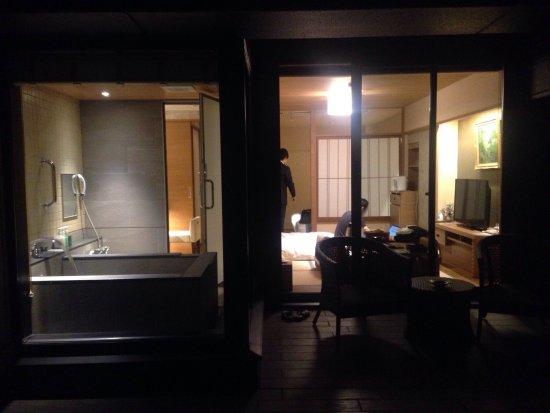 Ryugujo Hotel Mikazuki: 龍宮城ホテル三日月