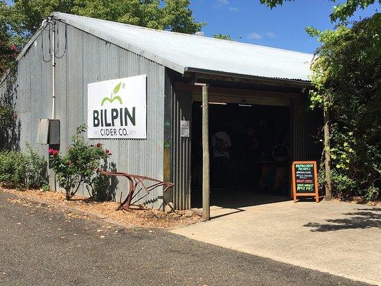 Bilpin, Australia: Tasting room