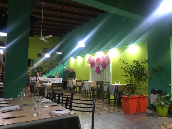 La Carlota, Argentina: El Patio Del Gringo