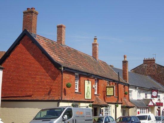 Nether Stowey, UK: Charming village