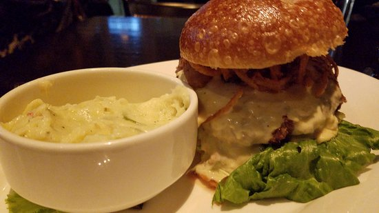 Somerville, MA: Tavern Burger & Jalapeno Mashed Potatoes