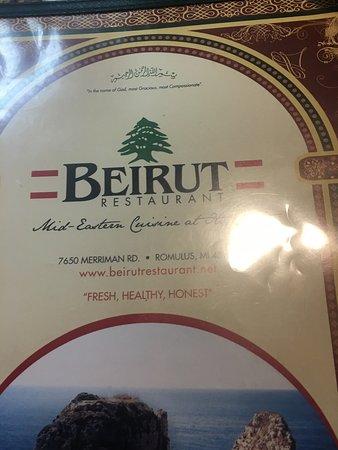 Снимок Beirut Restaurant