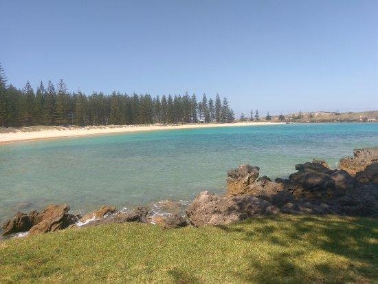 Norfolk Island, Australia: Emily Bay