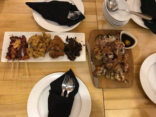 Liloan, Philippines: crispy pata was the best