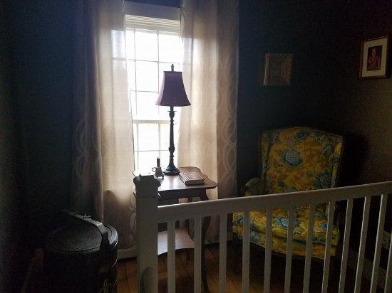 New London, Nueva Hampshire: Uppstairs sitting area