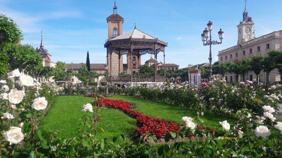 Alcalá de Henares, España: Hermosa en primavera