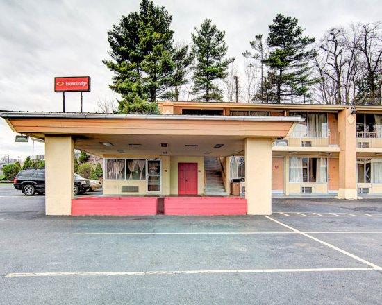 Wytheville, Wirginia: Exterior