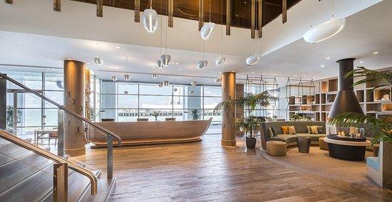 Hilton Auckland: Lobby