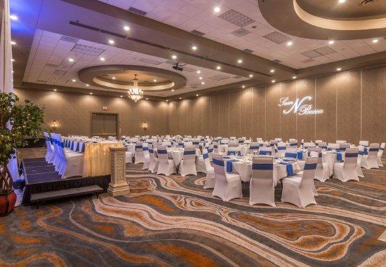 Delta Hotels by Marriott Fargo: Crystal Ballroom - Wedding