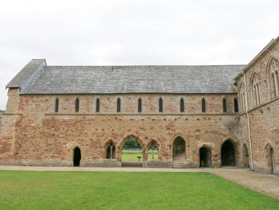 Washford, UK: The abbey