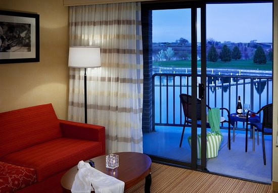 Richland, WA: Guest Room - Water View