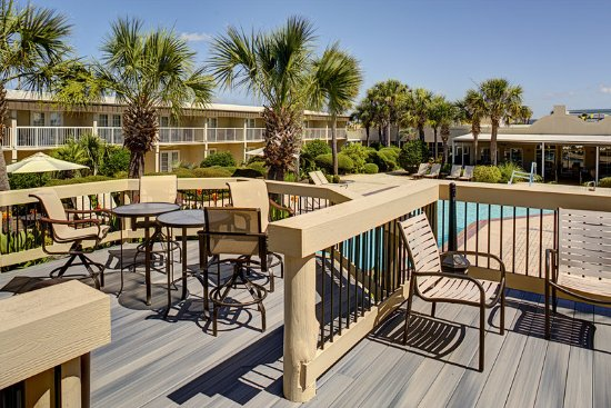 Four points by sheraton destin ft walton beach fort for Deck 8 design hotel soest